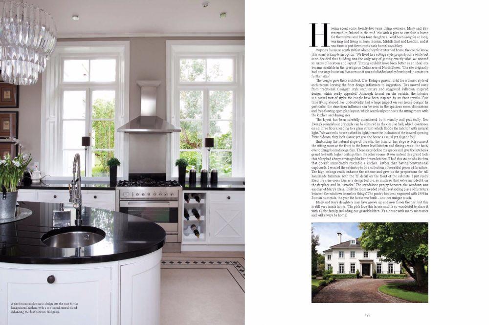 Beautiful Irish Interiors - Relaxed Grandeur | Des Ewing Residential ...