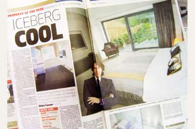 editorial des ewing residential architect