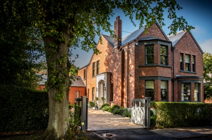 Newly renovated Edwardian/Art Deco Period Home