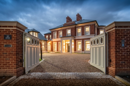 New Family Home on Oxshott Rise, Cobham, Surrey